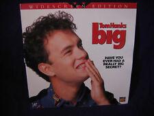 BIG - LaserDisc - Widescreen Edition
