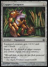 Copper Carapace X4 EX/NM Mirrodin Besieged Magic Cards Artifact Common