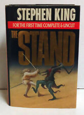 STEPHEN KING The Stand Uncut 1/1 NF/VG+