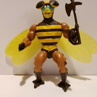 Original 1980's He-Man MOTU BUZZ OFF Masters of the Universe COMPLETE - NICE++!!