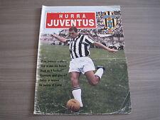 Rivista  HURRA' JUVENTUS  n° 10  Ottobre 1966   De Paoli
