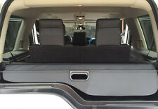 Trunk Shade BLACK Cargo Cover For Land Rover LR4 Discovery 4 2010-2015