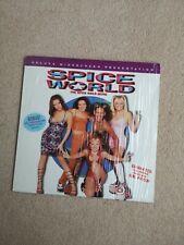 Spice World  The Spice Girls Movie  Laser Disc
