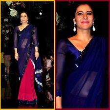 Veeraa Saree Exclusive Beautiful Designer Bollywood Indian Partywear Sari 137