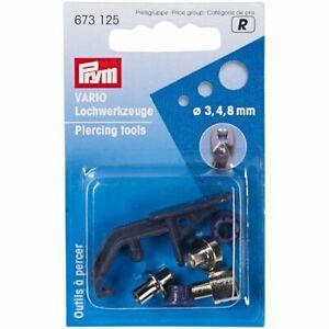 Prym Snap Fasteners & Vario Pliers Tools