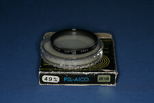 PSL-Aico 49mm Softon diffuser filter colour corrected optical glass HQ