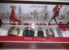 Estée Lauder New 5-Pc. Glow Nonstop Holiday 2020 Gift Set- Firm+Glow-Msrp$100
