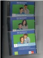 Klett Sprachtrainer CD Englisch Green Line NEW  Bayern  6, 7, 8 , KLASSE