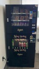 Combo Vending Machine Snack/Soda