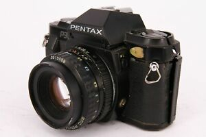PENTAX P30 with 50mm f2 lens PARTS ONLY