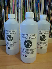 500 ML -   VINYL RECORD CLEANING FLUID  for :  Knosti ,Spin Clean.==