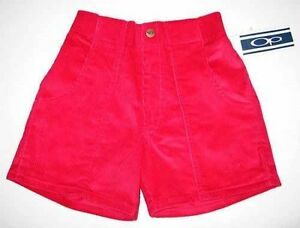 OP Corduroy Shorts~Size 28~ 8 Different Colors Available~ New Old Stock