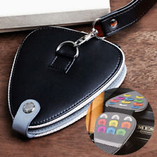 Guitar Pick Wallet Bag Plectrum Case Install Up to 24 Pick Guitar Accessories V*
