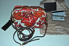 PRADA Saffiano Printed Leather Crossbody Camera Bag Contenitori Tracolla
