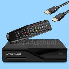 Dreambox DM 520 récepteur câble Linux e2 DVB-C/T2 HDTV IPTV 2xUSB LAN PVR