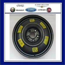 """NEW GENUINE PEUGEOT 308 16"""" SPACE SAVER SPARE WHEEL 9675355980"""