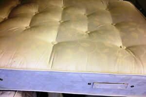 4ft6 Double Luxury Super Real Orthopaedic Extra Firm Mattress!