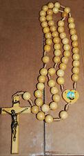 ROSARIO CAPOLETTO Madonna di Fatima Rosary Headboard Our Lady of Fatima