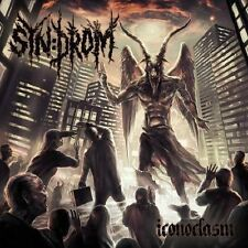 SYN:DROM - Iconoclasm  DIGIPAK / VICISOLUM PRODUCTIONS CD