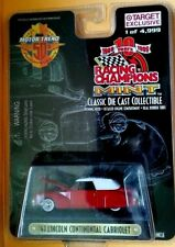 1999 RACING CHAMPIONS MINT EDITION '41 LINCOLN W/REAL RUBBER TIRES-1 OF 4,999