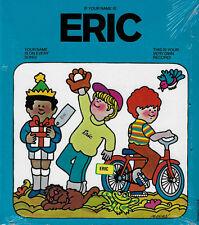 """CAPTAIN KANGAROO - CUSTOM EP FOR """"ERIC"""" - STILL SEALED - 1977"""