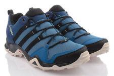 Calzado de hombre senderismo color principal azul sintético