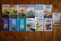 Buchpaket 9x PATRICK O BRIAN Commodore Seeabenteuer Romane Englisch