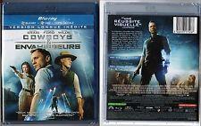 COWBOYS & ENVAHISSEURS - 2011 - 135 min - Blu-ray + DVD - NEUF