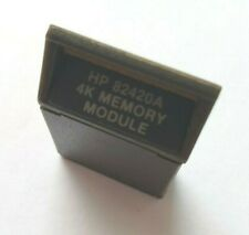 4K  Memory Module HP 82420A for use with HP 71B Calculator