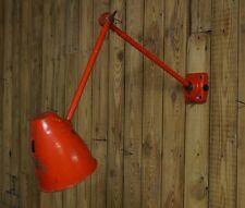 Lampe Atelier Industriel 1950 Design Loft Vintage Moderniste Café Racer Atelier