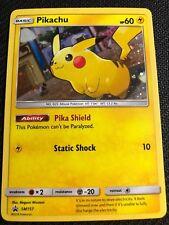Pokemon TCG : SM PROMO PIKACHU SM157 HOLO