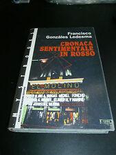 Francisco G. Ledesma, Cronaca sentimentale in rosso, Mystbooks - 1^ ed. 1992
