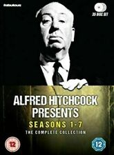 Alfred Hitchcock Presents: Complete Collection (DVD, 2015, 35 Discs)