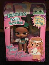 New In Box Bratz Babyz Storybook Collection Yasmin Dollie Hospital Doll & Book