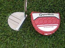 "TaylorMade TP Ardmore Putter Single Bend 35"" SuperStroke Pistol GTR 1.0 W/HC"