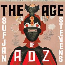 Sufjan Stevens - The Age Of Adz - 2 x Vinyl LP & Download *NEW & SEALED*