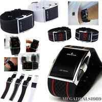 Digital LED Wrist Watch Unisex Men Women Kids School Boys Girls Sport Lady Gift