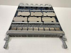 Arista DCS-7500RM-36CQ-LC 7500RM Series 36-Port 100G QSFP100 W/ MACsec Line Card