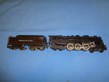 American Flyer #K325 NYC Hudson Steam Locomotive & Tender. Runs/Smokes Well