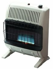 Mr Heater HeatStar 20,000 BTU NAT NG Vent Free Blue Flame Heater W/Blower T-stat