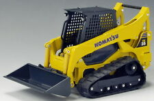 JOAL 40085 Komatsu CK35-1 Compact Tracked Loader Yellow 1/25 Scale Tracked48Post