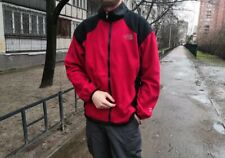 Vintage Rare Jacket Fleece Summit The North Face Windstopper Size XL Men's Red