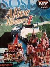 Jacaranda: SOSE Alive History 1 NEW Free Post rrp $62.95