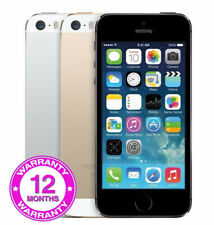 Apple iPhone 5s 16GB 32GB 64GB Unlocked Various Colors and Networks - Warranty