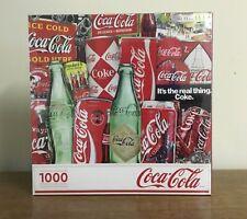 Springbok Jigsaw CocaCola 1000pc.New