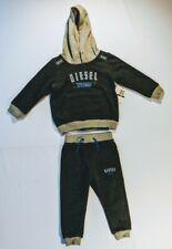 Diesel Baby Boy Hoodie/Pants set  Size 18M
