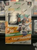*READ* PYT Break- 2020 Panini Donruss Optic #2