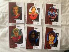 More details for 6 x signed west ham postcards - jimmy lindsay, peter eustace, pat holland et al