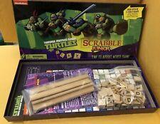 Nickelodeon Teenage Mutant Ninja Turtles Scrabble Junior Crossword Game (2014)