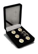 Shriner's Masonic Tux Suit Button Cover Set